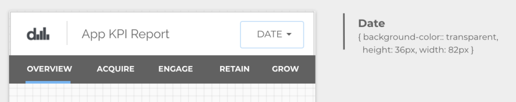 Date Selector overlaid on top of a Date Text field