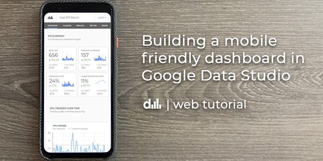 Data Studio dashboard iframe example